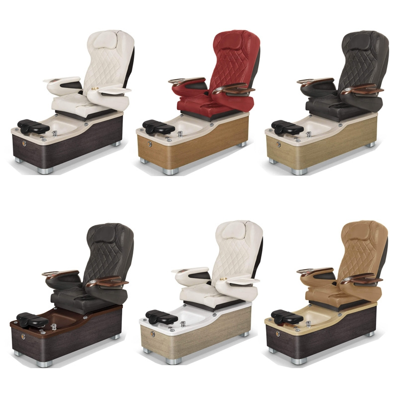 Chi Spa 2 Luxury Pedicure Chair with Magnetic Jet – Shiatsu Massage System