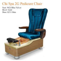Chi Spa 2G Luxury Pedicure Chair with Magnetic Jet – Shiatsu Massage System 4 247x247 - All Best Deals