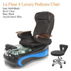 La Fleur 4 Luxury Pedicure Chair with Magnetic Jet – Shiatsu Massage System a3 247x247 - Thiết bị đồ nội thất tiệm nail làm móng tay móng chân