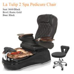La Tulip 2 Luxury Pedicure Chair with Magnetic Jet – Shiatsu Massage System 005 247x247 - All Best Deals