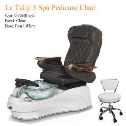 La Tulip 3 Luxury Pedicure Chair with Magnetic Jet – Shiatsu Massage System 001 247x247 - Equipment nail salon furniture manicure pedicure