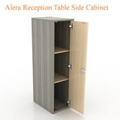 Alera Reception Table Side Cabinet