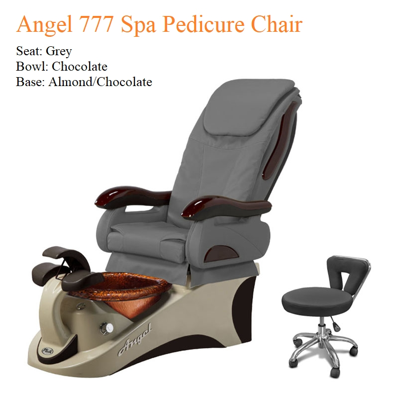 Angel 777 Luxury Spa Pedicure Chair with Magnetic Jet