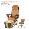 Arrojo Spa Pedicure Chair with Magnetic Jet – Shiatsulogic Massage System 01 100x100 - Ghế Làm Chân Arrojo Dùng Jet Nam Châm Và Hệ Thống Mát-Xa Shiatsulogic