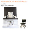 Artelli Luxury Spa Pedicure Chair with Magnetic Jet – Human Touch Massage System