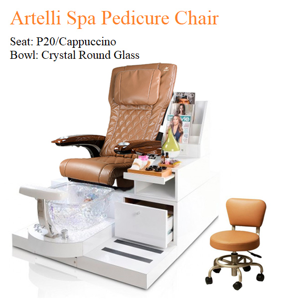 Artelli Luxury Spa Pedicure Chair with Magnetic Jet – Human Touch Massage System 01 - All Best Deals