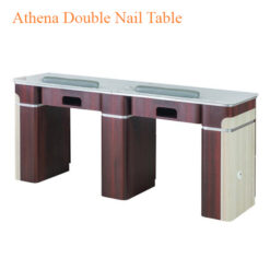 Athena Double Nail Table 69 inches 247x247 - Top Selling