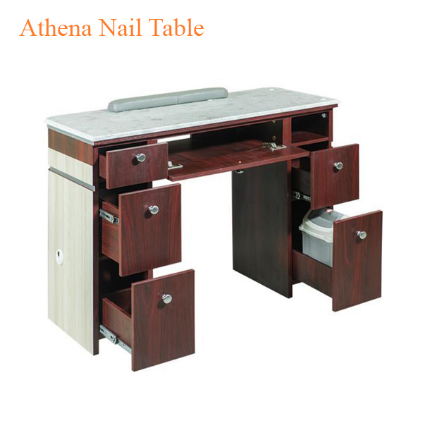 Athena Nail Table – 39 inches