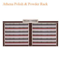 Athena Polish & Powder Rack – 86 inches