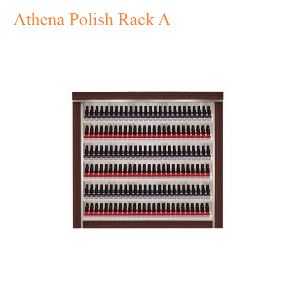Athena Polish Rack A – 43 inches