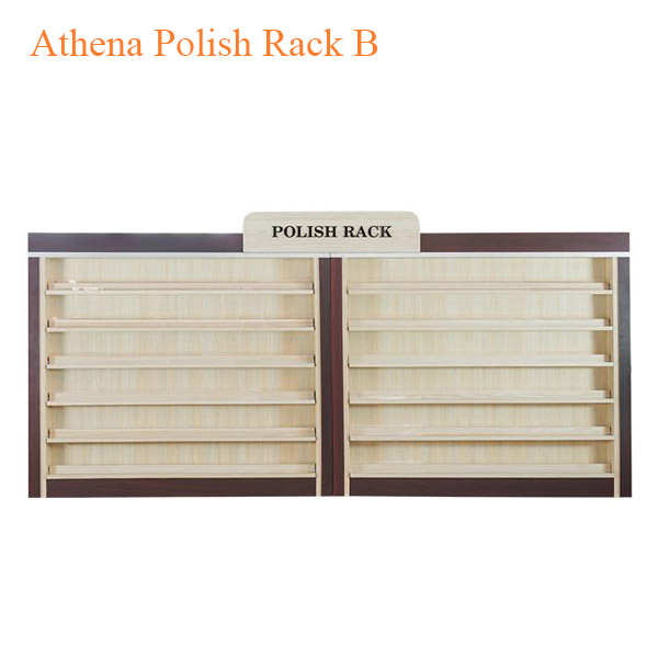 Athena Polish Rack B – 86 inches