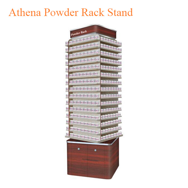 Athena Powder Rack Stand – 23 inches
