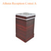 Athena Reception Corner A 18 inches 0 100x100 - Athena Reception Corner A - 18 inches