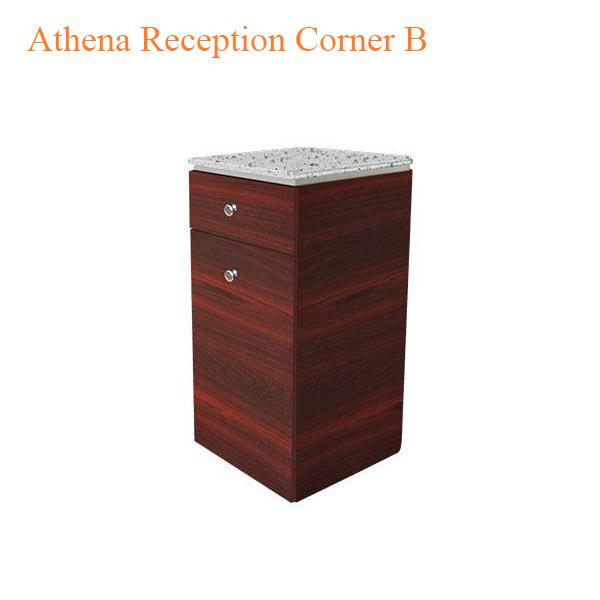 Tủ Quầy Tiếp Tân Athena B – 18 Inches
