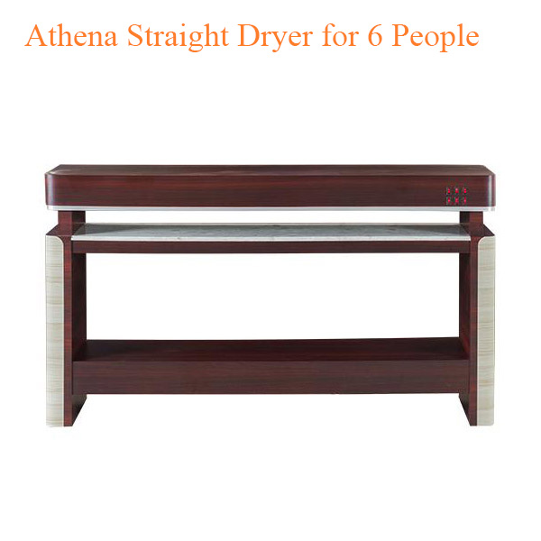 Athena Straight Dryer for 6 People – 69 inches