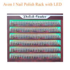 Avon I Nail Polish Rack with LED 43 inches 0 247x247 - Equipment nail salon furniture manicure pedicure