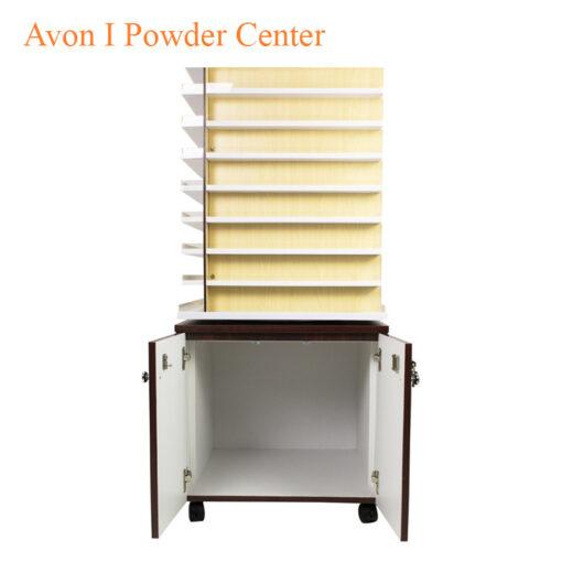 Kệ Tủ Trưng Bày Bột Đắp Avon I – 80 Inches