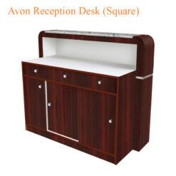 Avon Reception Desk (Square) – 50 inches