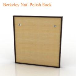Berkeley Nail Polish Rack – 26 inches
