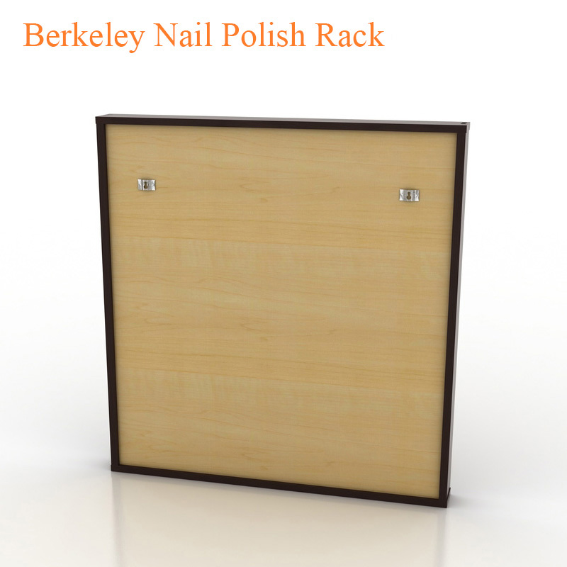 Berkeley Nail Polish Rack – 26 inches