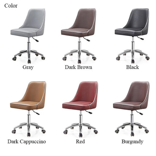 C011 Customer Chair with Trim Line