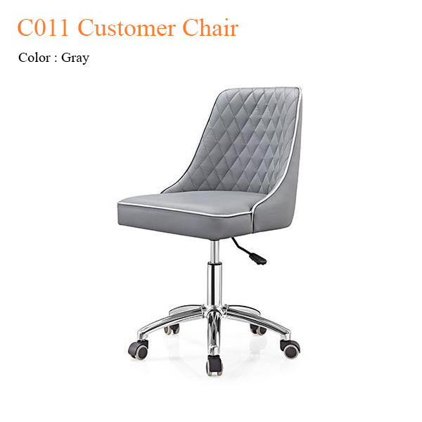 C011 Customer Chair with Trim Line Diamond Cut 2 - Top Selling