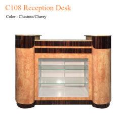 C108 Reception Desk – 63 inches