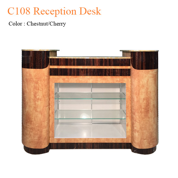 C108 Reception Desk – 63 inches