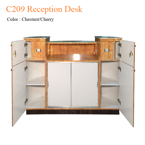 C209 Reception Desk – 63 inches
