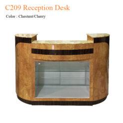 C209 Reception Desk – 63 inches