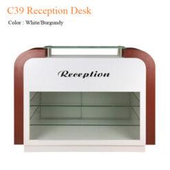 C39 Reception Desk – 51 inches