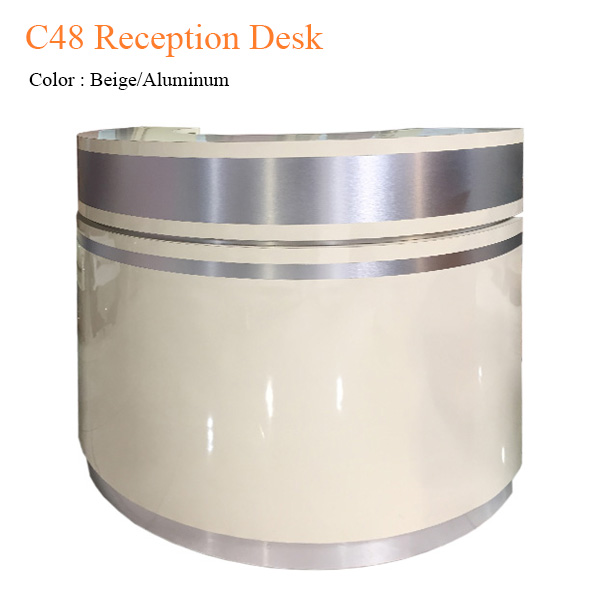 C48 Reception Desk – 48 inches
