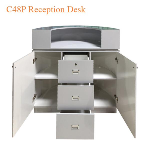 C48P Reception Desk – 48 inches