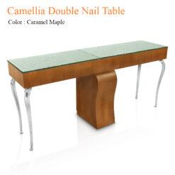 Camellia Double Nail Table 84 inches 0 247x247 - Equipment nail salon furniture manicure pedicure