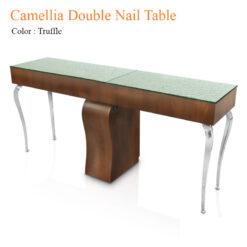 Camellia Double Nail Table 84 inches 247x247 - Equipment nail salon furniture manicure pedicure