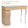 Camellia Single Nail Table – 42 inches