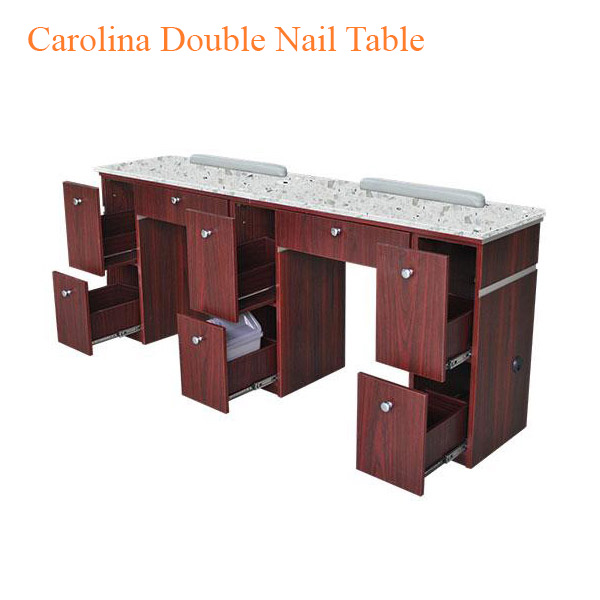 Carolina Double Nail Table – 73 inches