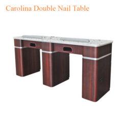 Bàn Nail Carolina Đôi – 73 Inches