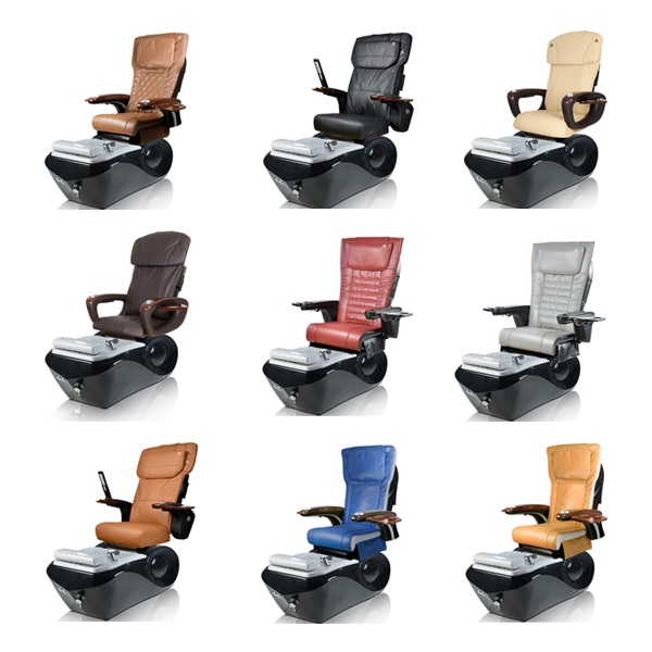 Ceneta Spa Pedicure Chair with Magnetic Jet – Human Touch Massage System