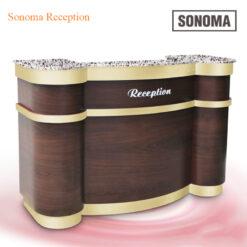 Custom Made Sonoma Reception – 73 inches