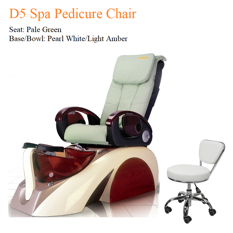 D5 Spa Pedicure Chair with Fully Automatic Massage System