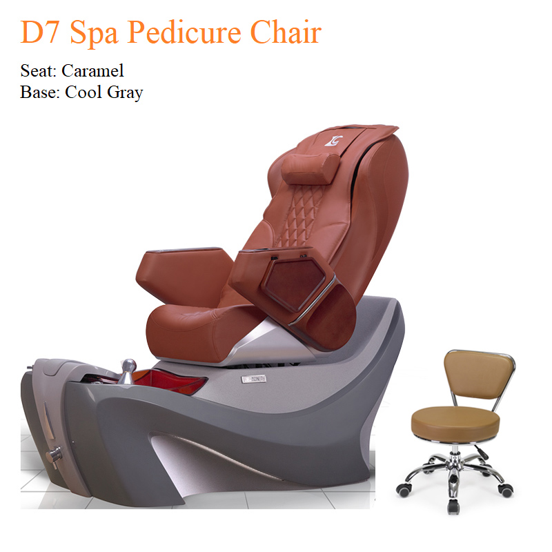 D7 Spa Pedicure Chair with Fully Automatic Massage System