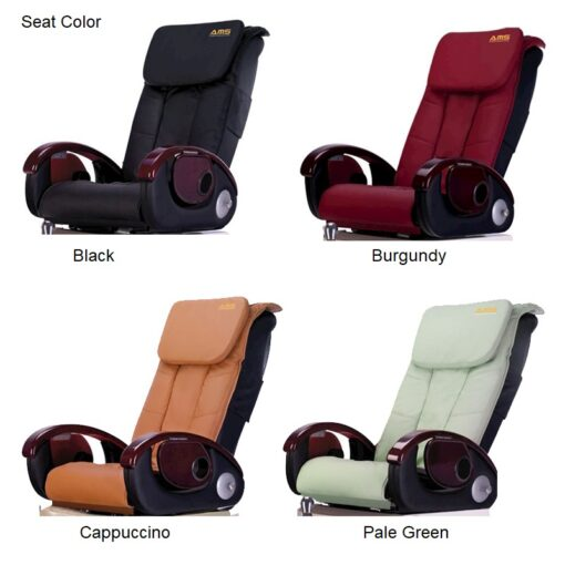 E5 Spa Pedicure Chair with Fully Automatic Massage System