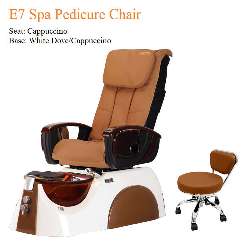 E7 Spa Pedicure Chair with Fully Automatic Massage System