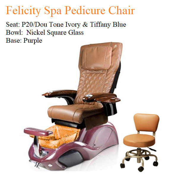 Felicity Spa Pedicure Chair with Magnetic Jet – Human Touch Massage System 019 - All Best Deals