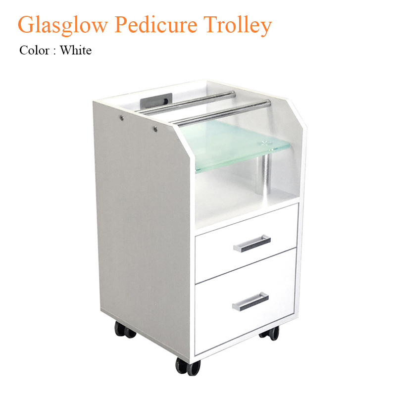 Glasglow Pedicure Trolley – 25 inches