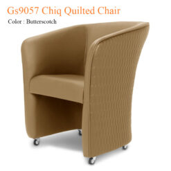 Gs9057 Chiq Quilted Chair