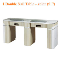 I Double Nail Table – 69 inches – color (517)