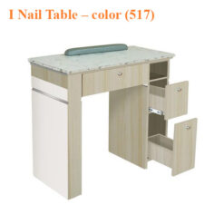 I Nail Table – 35 inches – color (517)