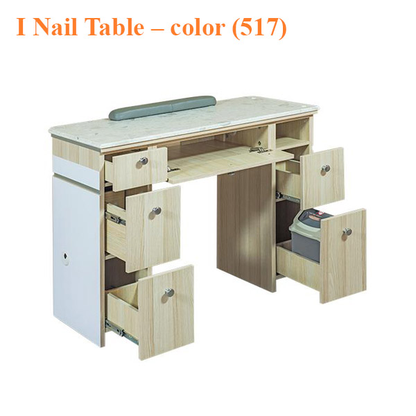 I Nail Table – 39 inches – color (517)